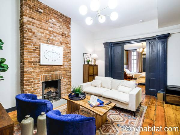 New York - 4 Bedroom roommate share apartment - Apartment reference NY-18542