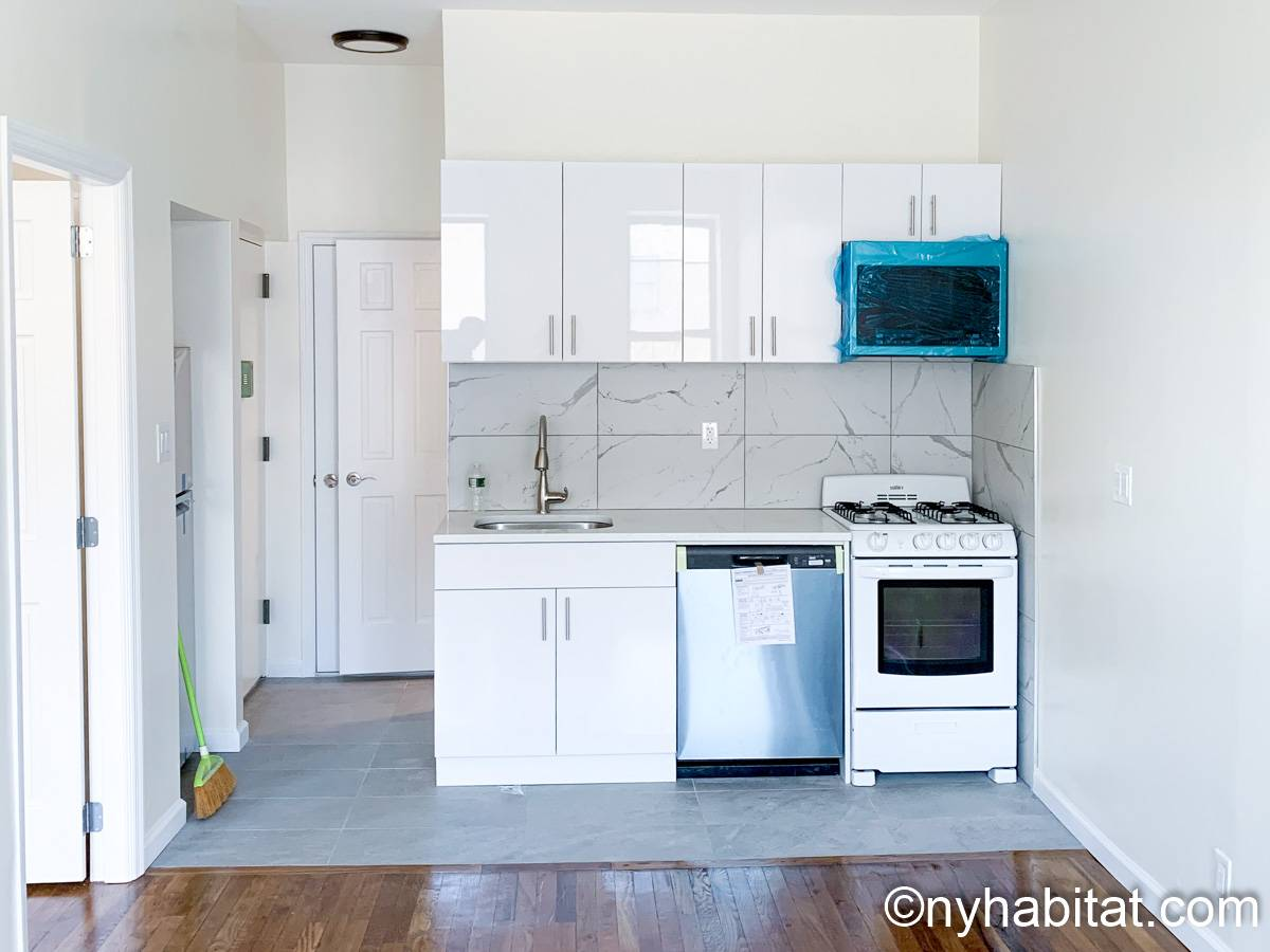 New York - 1 Bedroom apartment - Apartment reference NY-18545