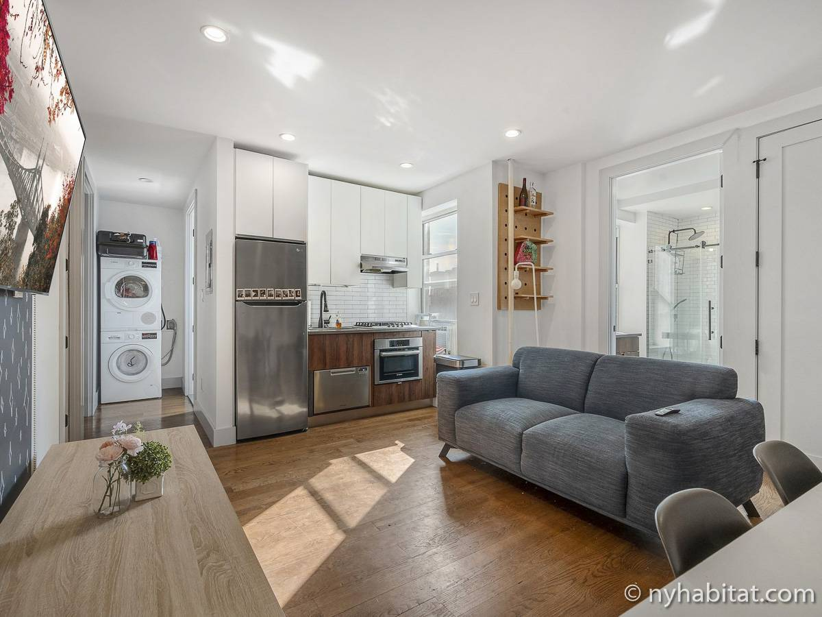New York - 3 Bedroom roommate share apartment - Apartment reference NY-18546