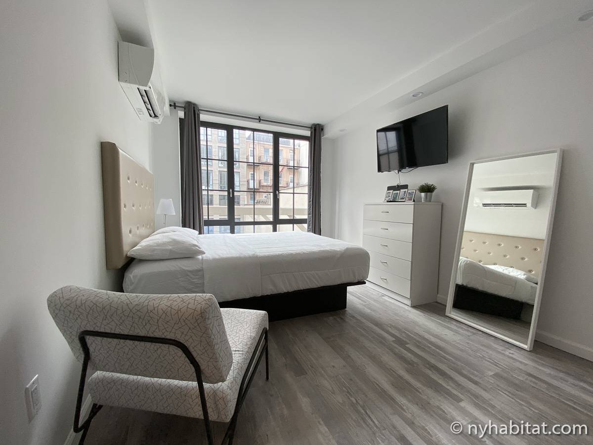 New York - Studio apartment - Apartment reference NY-18551