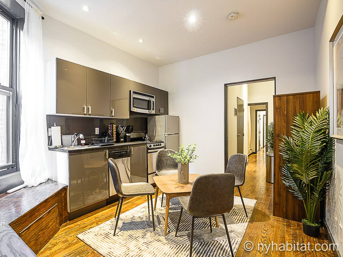 New York - 4 Bedroom roommate share apartment - Apartment reference NY-18577