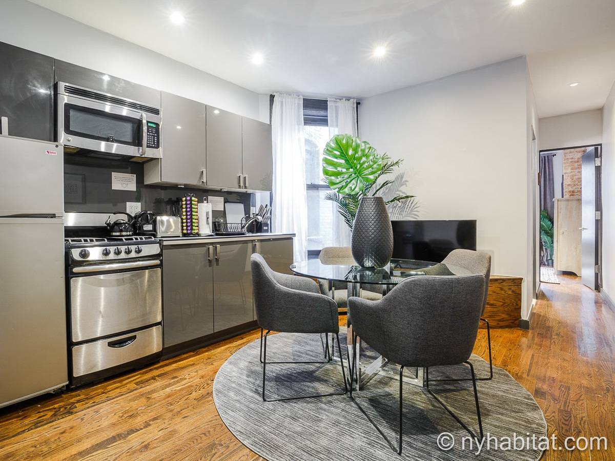 New York - 4 Bedroom roommate share apartment - Apartment reference NY-18578