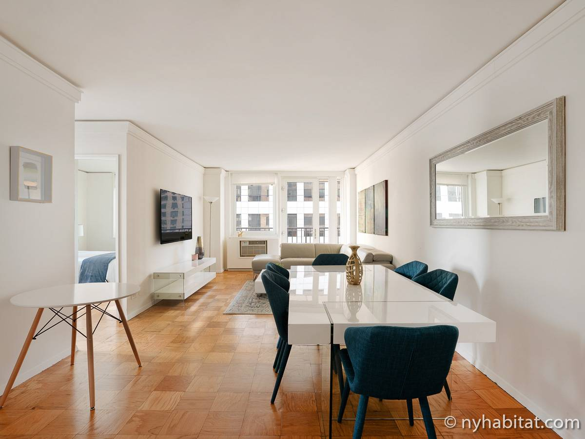 New York - 2 Bedroom apartment - Apartment reference NY-18601