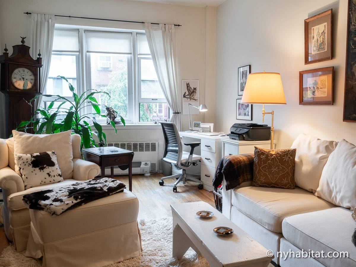 New York - 1 Bedroom apartment - Apartment reference NY-2755