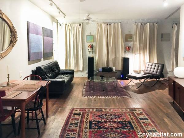 New York - 1 Bedroom apartment - Apartment reference NY-2821