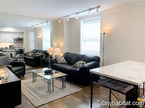 New York - 1 Bedroom apartment - Apartment reference NY-3007