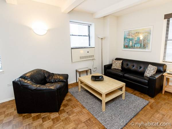New York - 1 Bedroom apartment - Apartment reference NY-3203