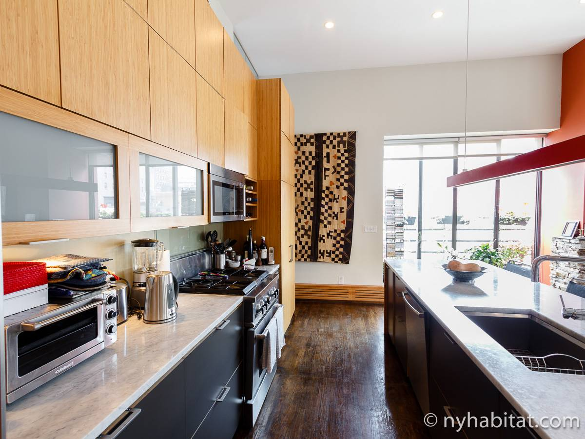 Wohnungsvermietung in New York - 2 Zimmer - Noho, Greenwich Village ...