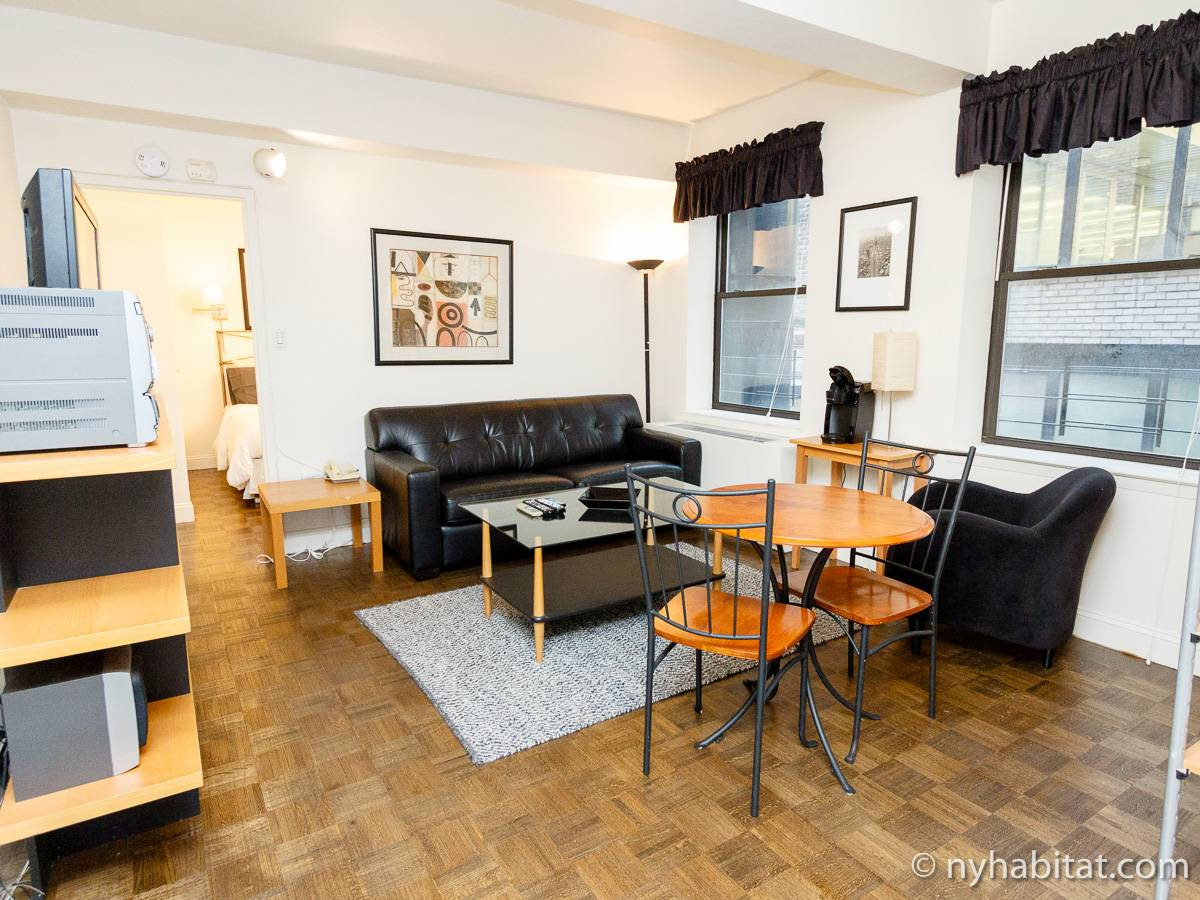 New York - 1 Bedroom apartment - Apartment reference NY-4084