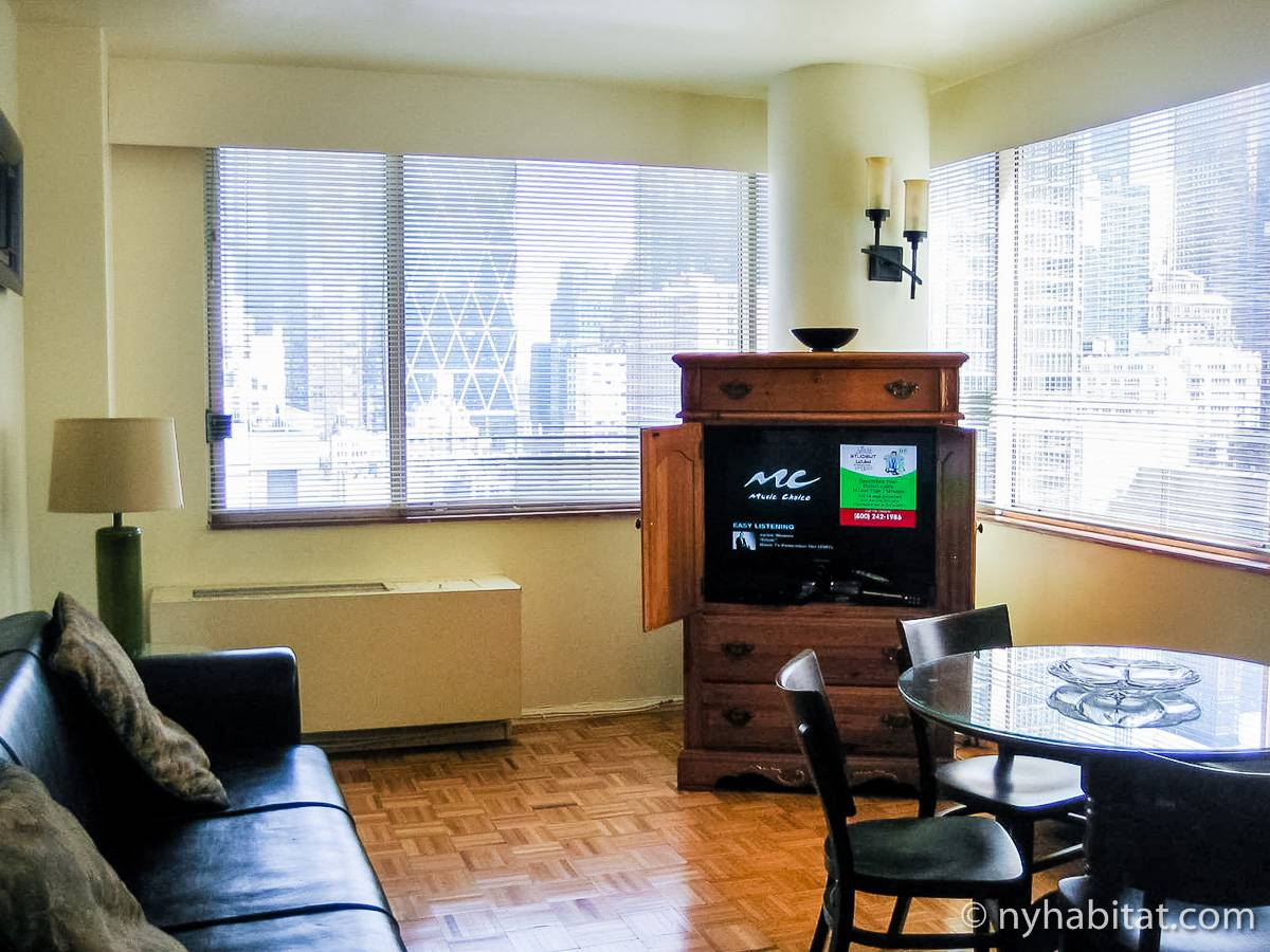 New York - 1 Bedroom apartment - Apartment reference NY-4367