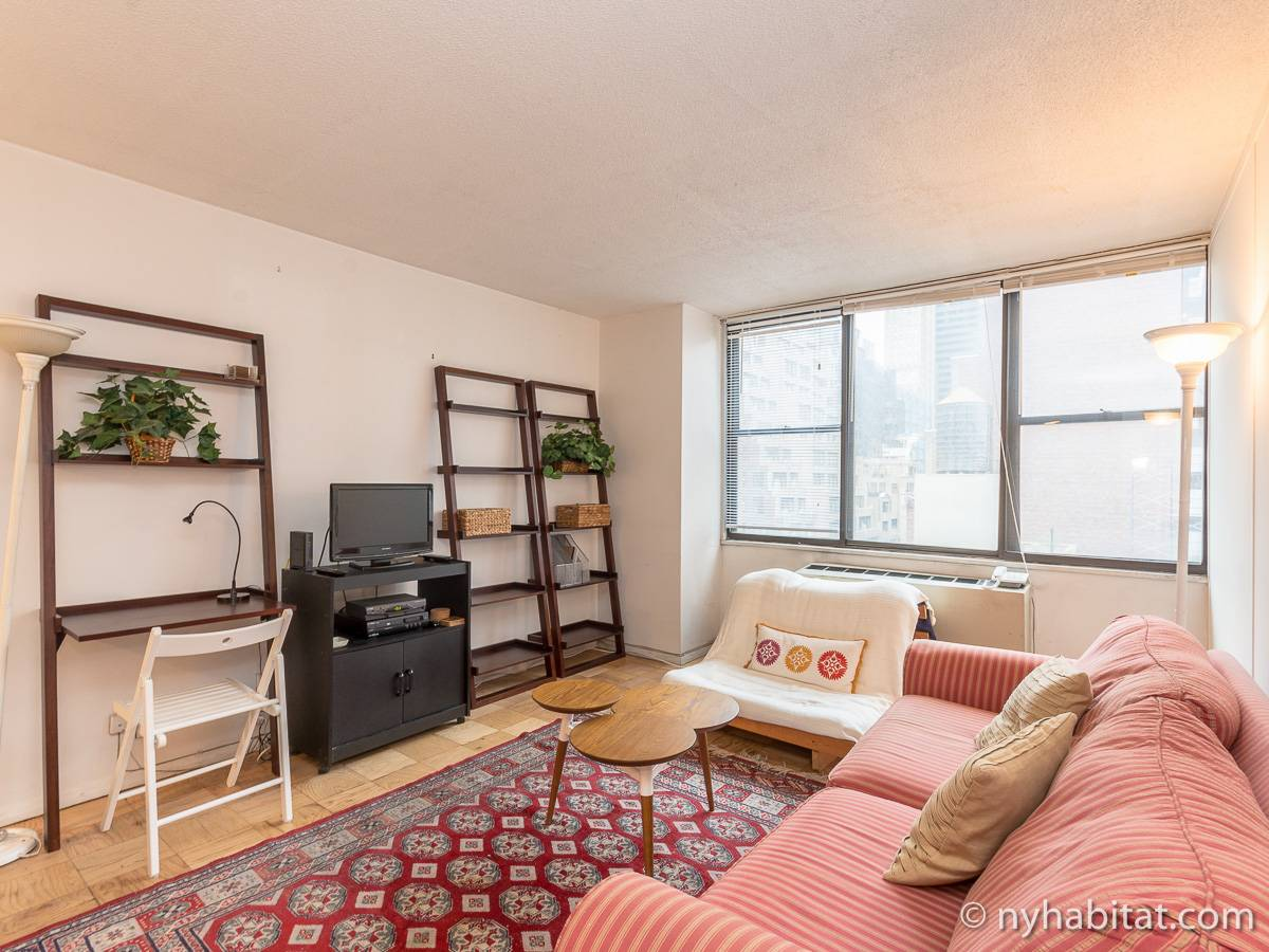 New York - T2 logement location appartement - Appartement référence NY-4527