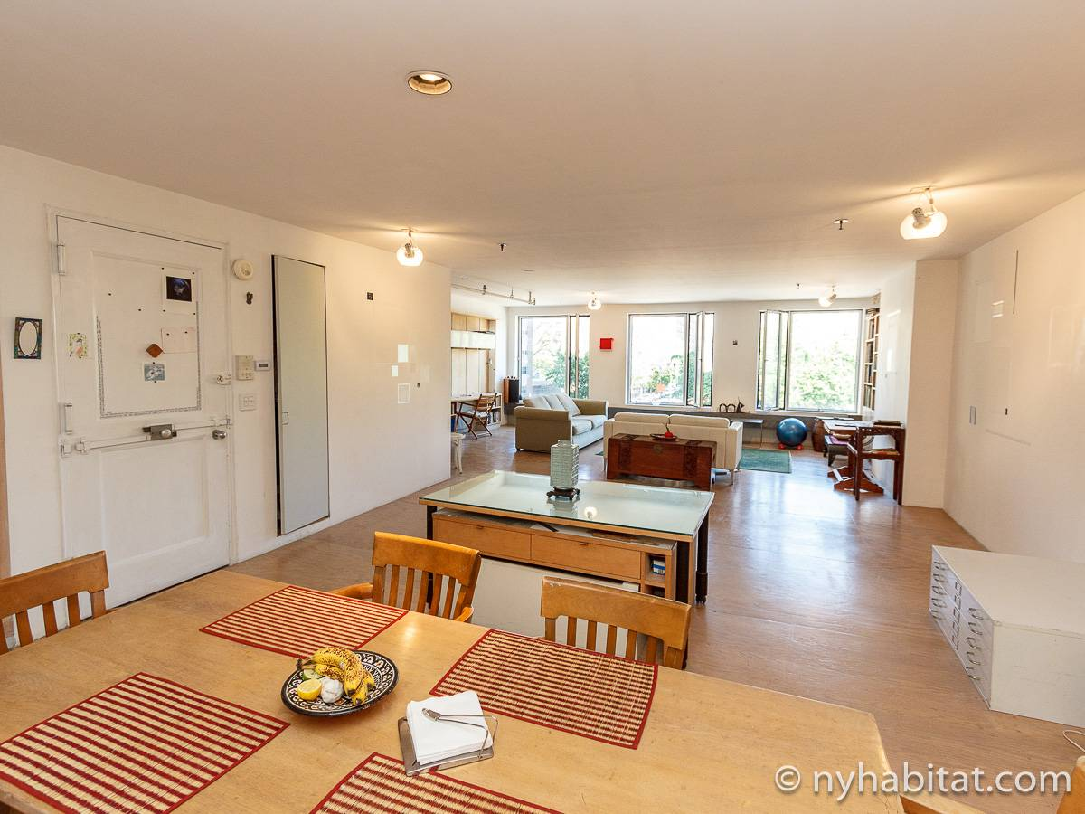 New York - 1 Bedroom apartment - Apartment reference NY-5099