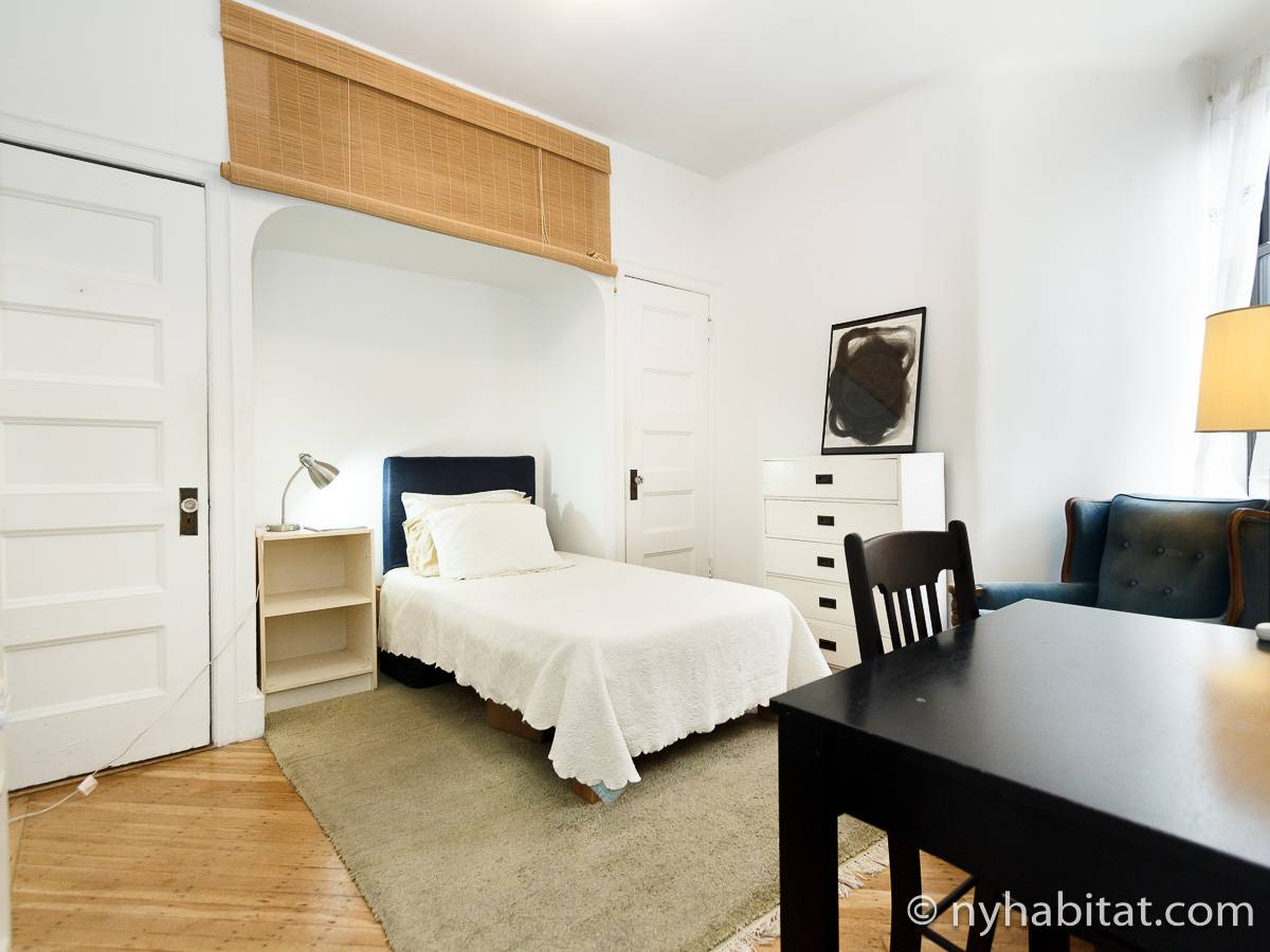 New York - 2 Bedroom roommate share apartment - Apartment reference NY-5286