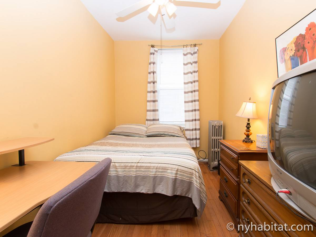 New York - 3 Bedroom roommate share apartment - Apartment reference NY-5510