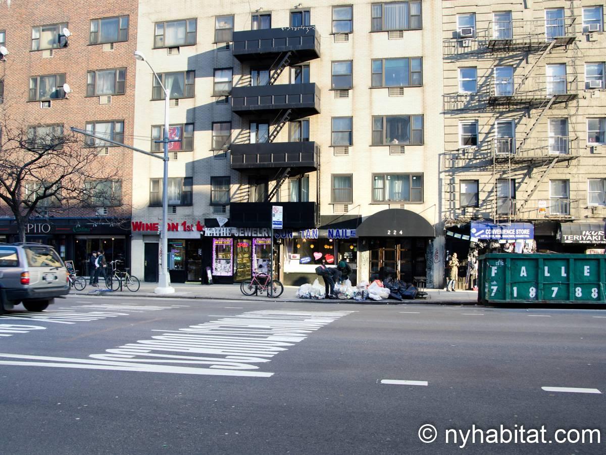 wohnungsvermietung in new york 2 zimmer east village ny 6251. Black Bedroom Furniture Sets. Home Design Ideas