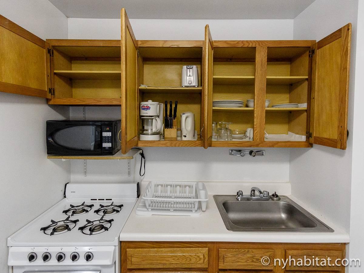 Wohnungsvermietung in New York - 2 Zimmer - Astoria, Queens (NY-6469)