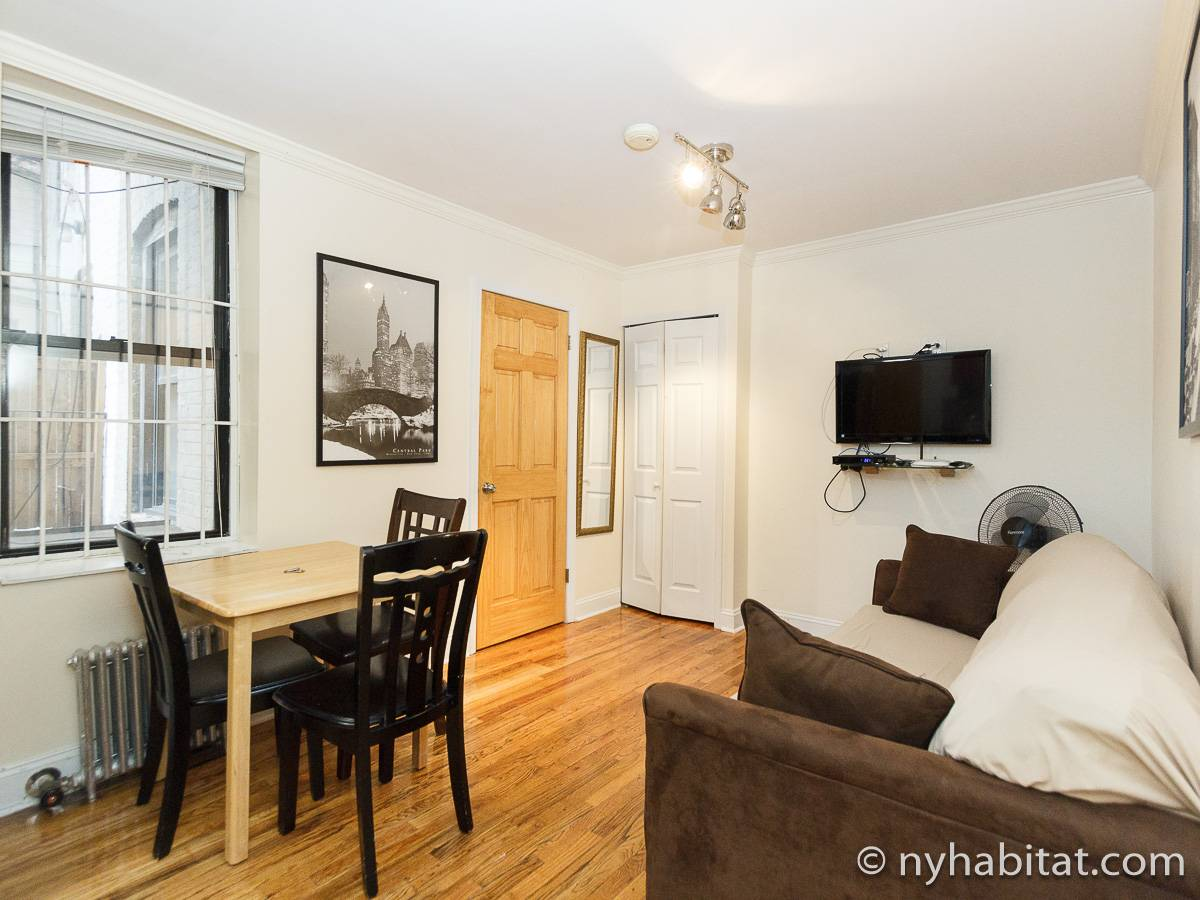 New York - 1 Bedroom apartment - Apartment reference NY-6763