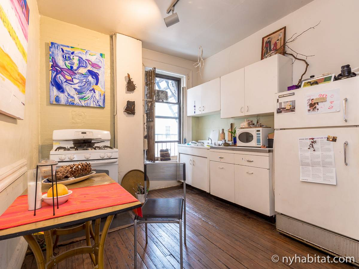 New York - 2 Bedroom roommate share apartment - Apartment reference NY-6868