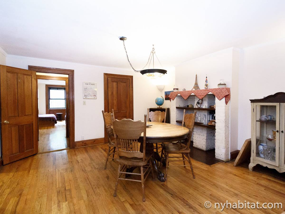 New York - 3 Bedroom accommodation bed breakfast - Apartment reference NY-7302