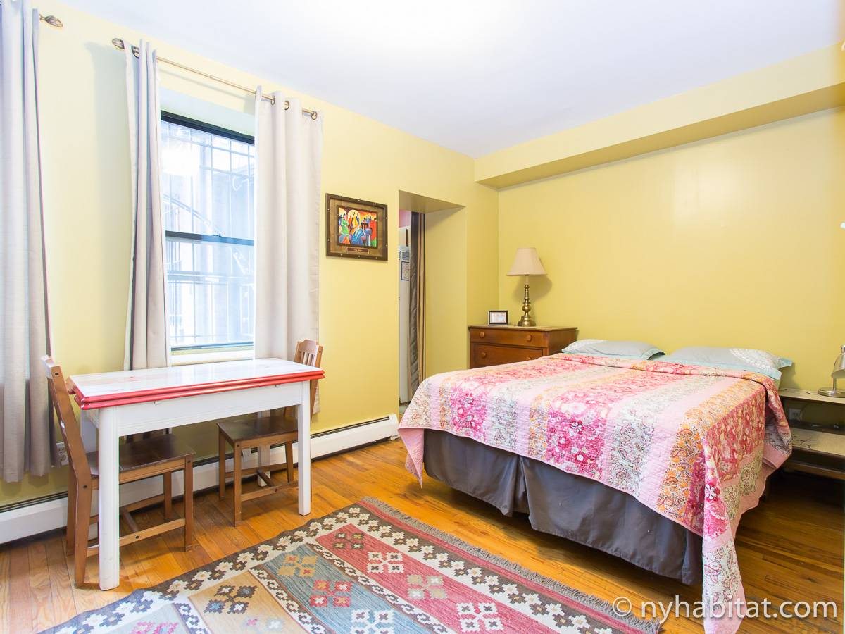 New York - Studio apartment - Apartment reference NY-7607