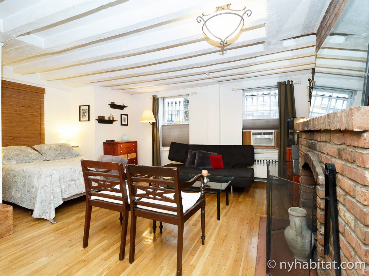 New York - Studio apartment - Apartment reference NY-7834