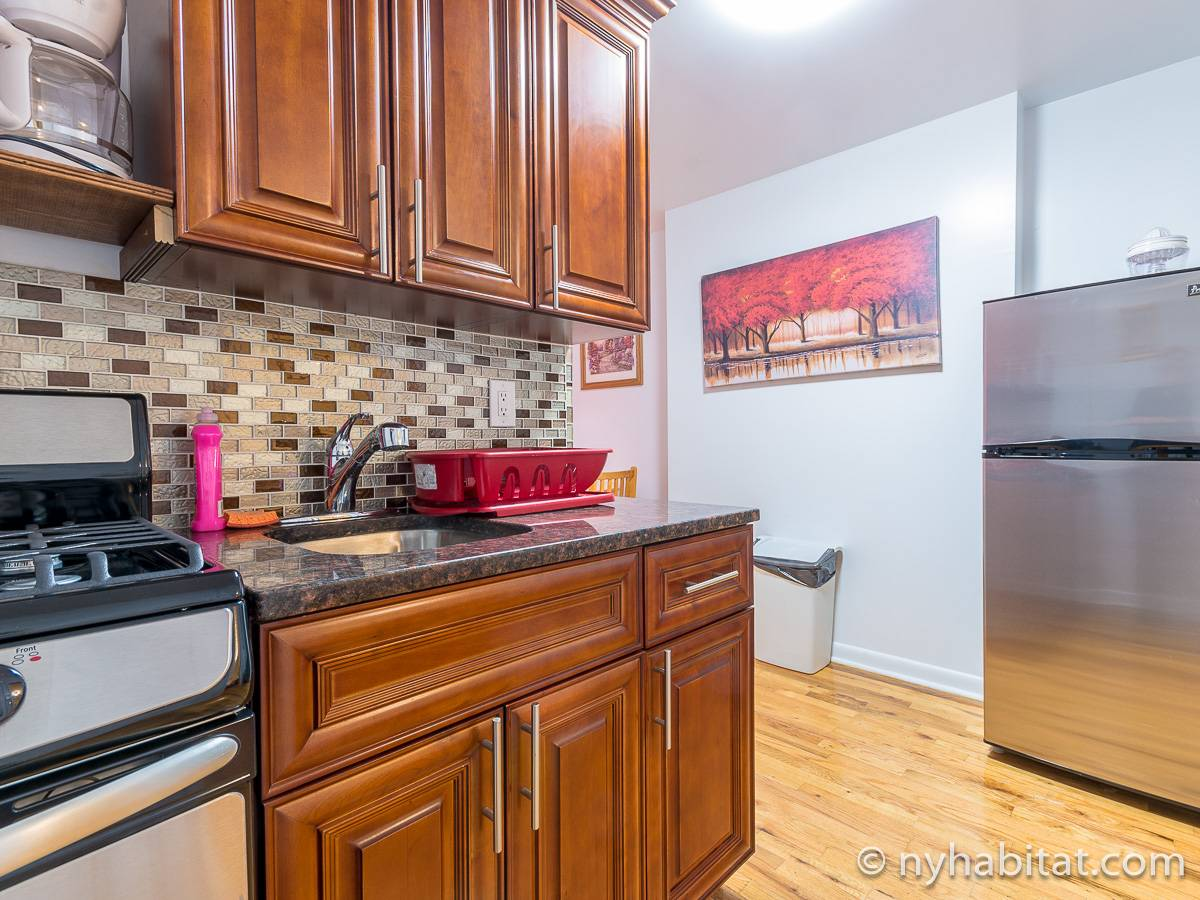 New York - 1 Bedroom apartment - Apartment reference NY-8016