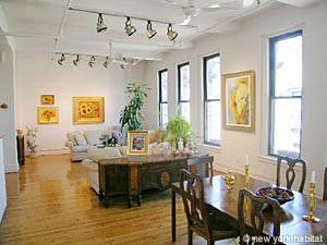 New York Accommodation: 1 bedroom rental in Midtwon West - Chelsea (NY_8169)