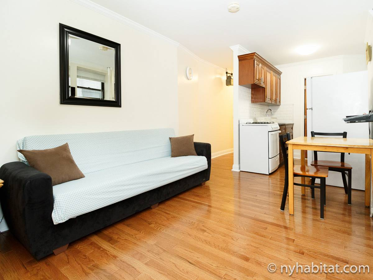 New York - 1 Bedroom apartment - Apartment reference NY-8684