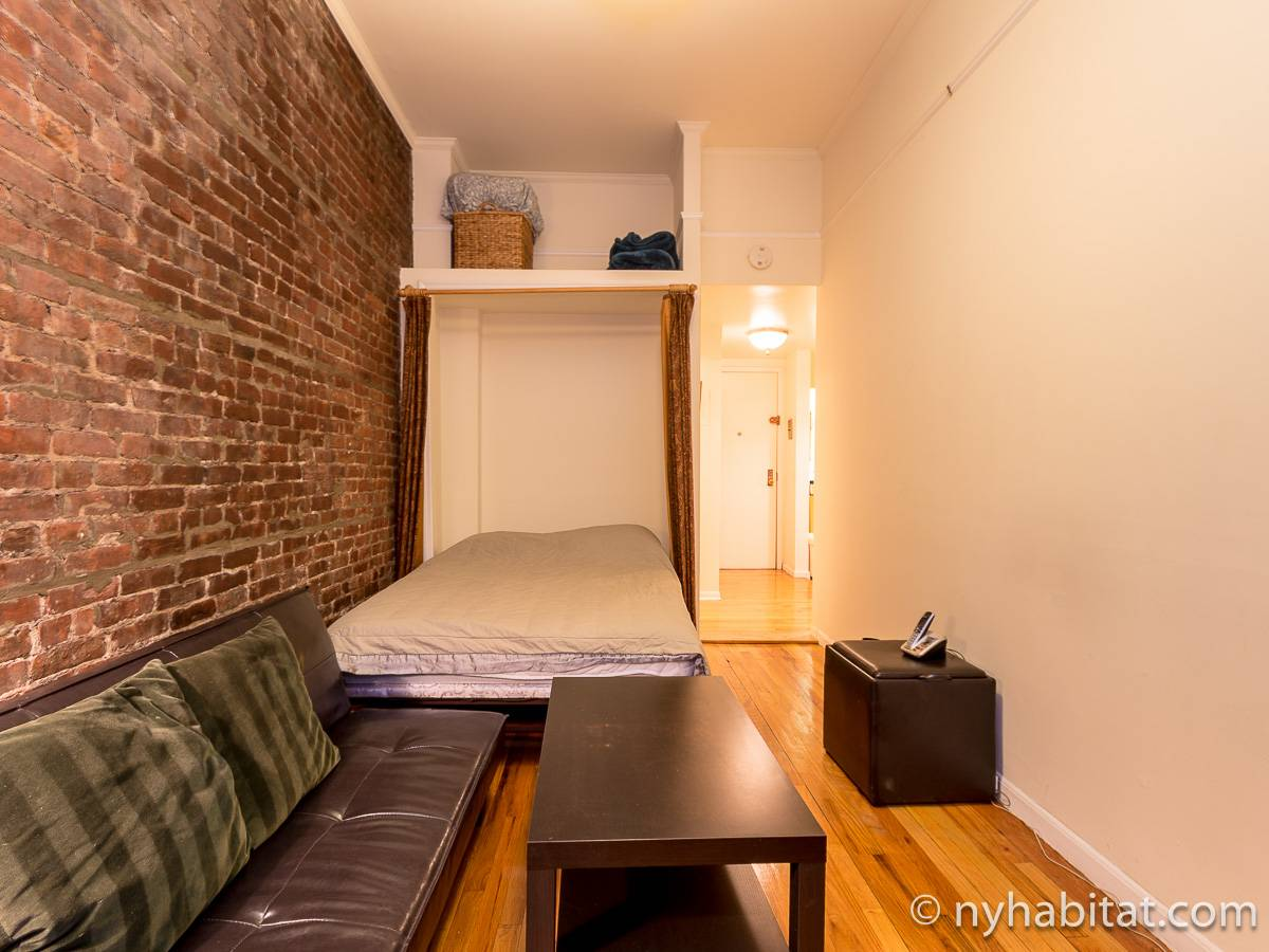 New York - Studio apartment - Apartment reference NY-8696