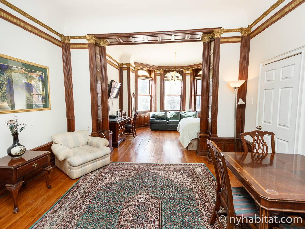 New York - Studio apartment - Apartment reference NY-9004