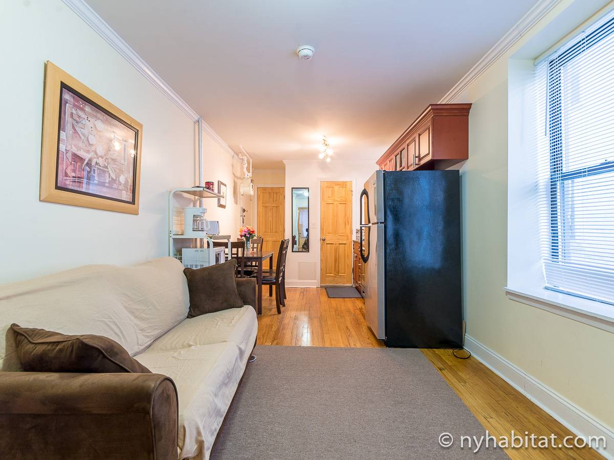 New York - 1 Bedroom apartment - Apartment reference NY-9605