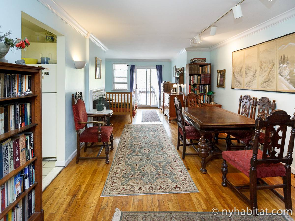 New York - 1 Bedroom apartment - Apartment reference NY-9734
