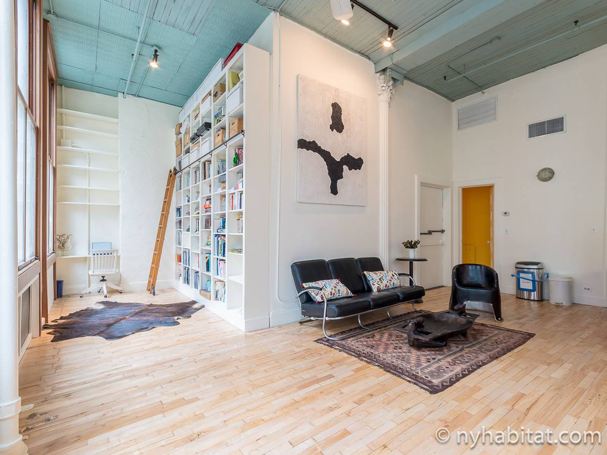 New York - 2 Bedroom apartment - Apartment reference NY-9772