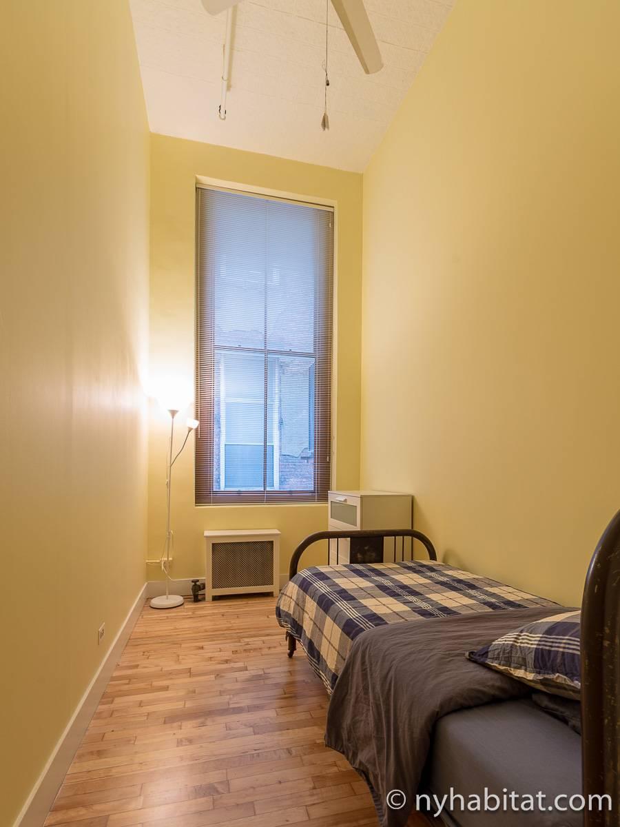 New York Apartment: 2 Bedroom Loft Apartment Rental in ...