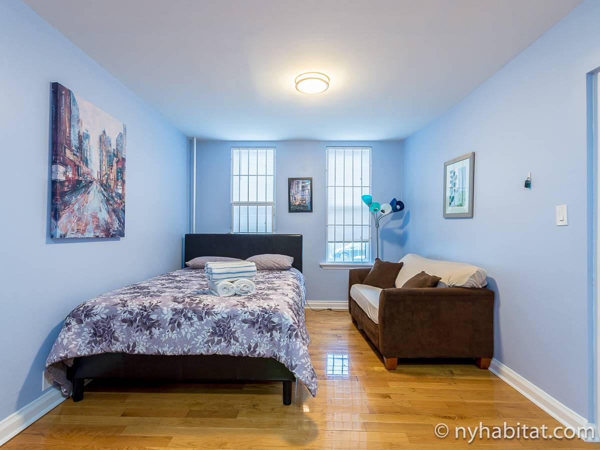 New York - Studio apartment - Apartment reference NY-9796