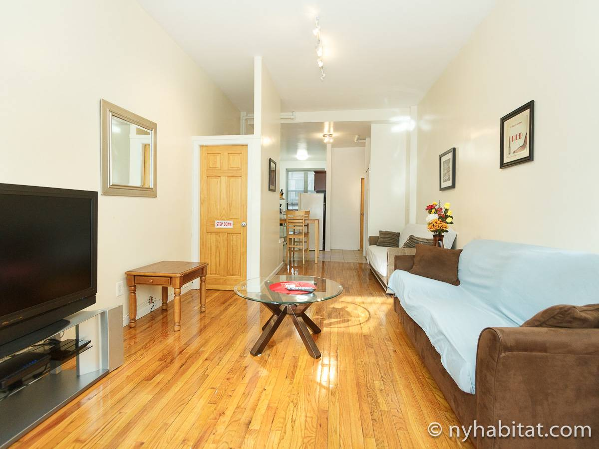 New York - 1 Bedroom apartment - Apartment reference NY-9825