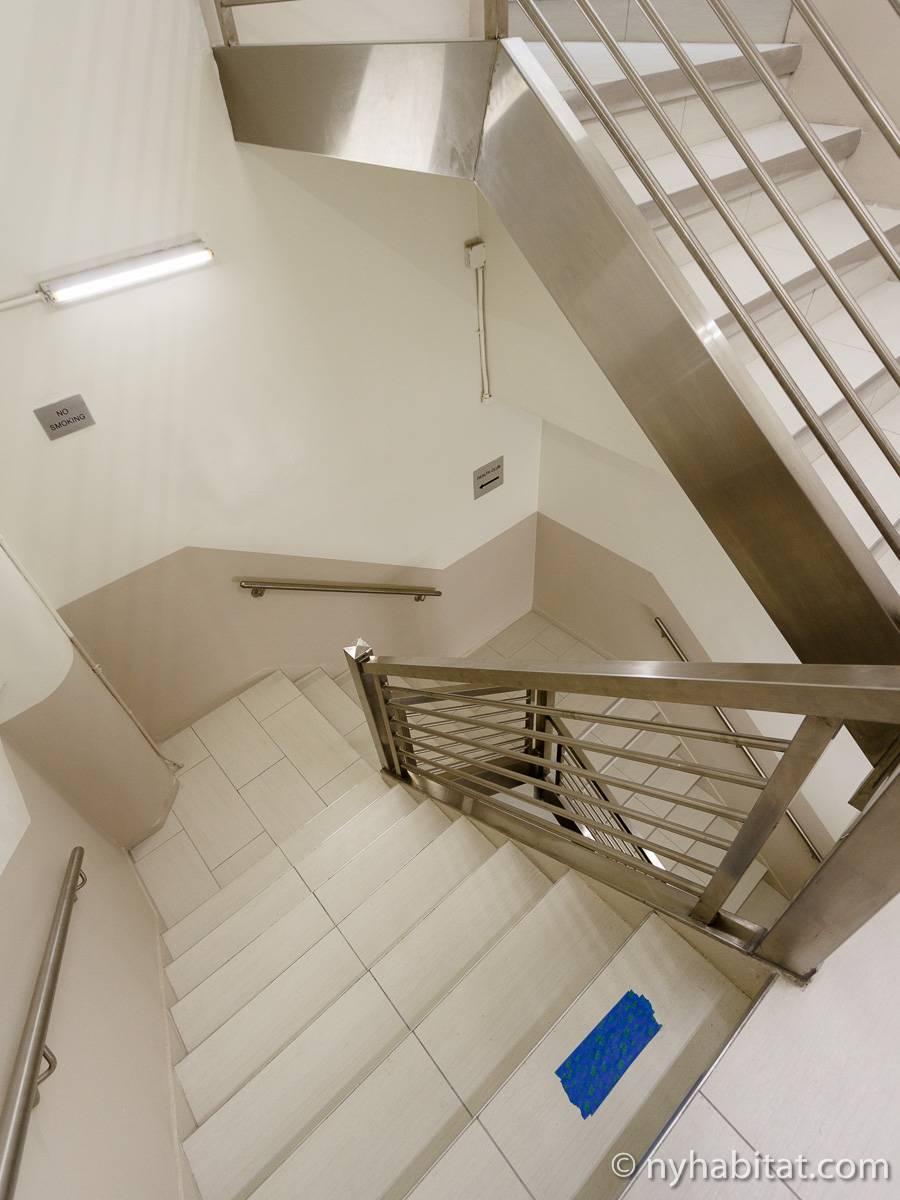 Appartamento a new york 1 camera da letto midtown west - Descrizione camera da letto in inglese ...