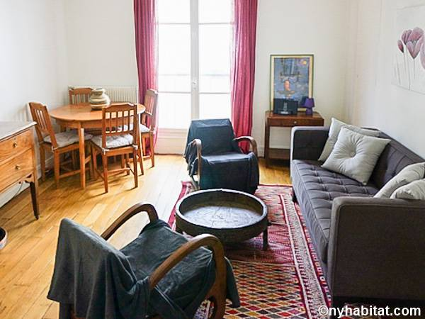 Paris - 1 Bedroom apartment - Apartment reference PA-165
