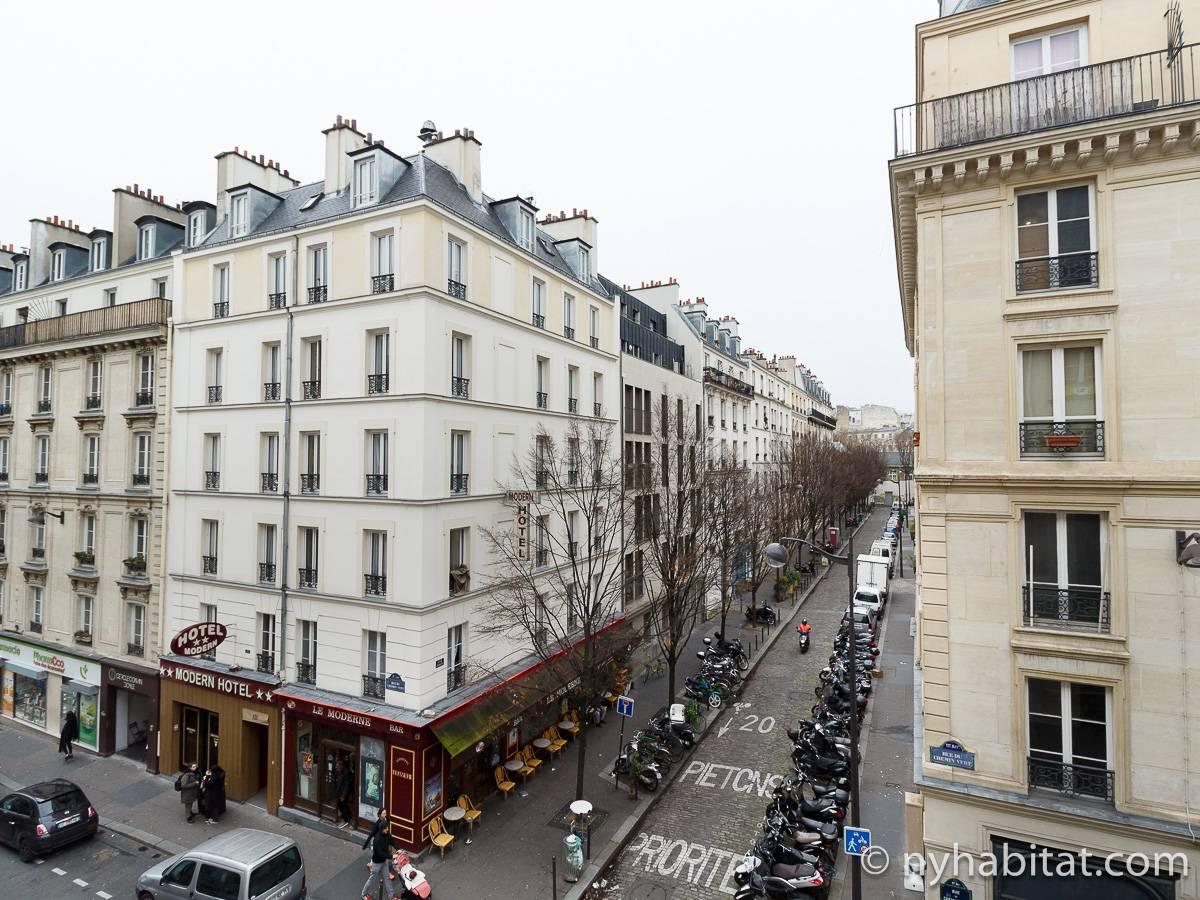 Casa vacanza a parigi 1 camera da letto gambetta p re lachaise bastiglia r publique pa 385 - Casa vacanza a parigi ...
