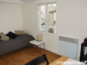 Paris - Studio apartment - Apartment reference PA-493
