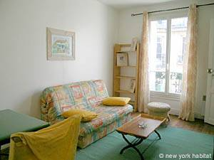 Paris - 1 Bedroom apartment - Apartment reference PA-588