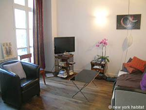 Paris - 1 Bedroom accommodation - Apartment reference PA-624