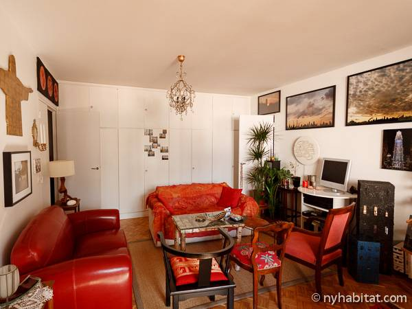 Paris - 1 Bedroom accommodation - Apartment reference PA-839