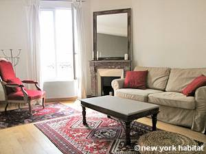 Paris Furnished Rental - Apartment reference PA-920
