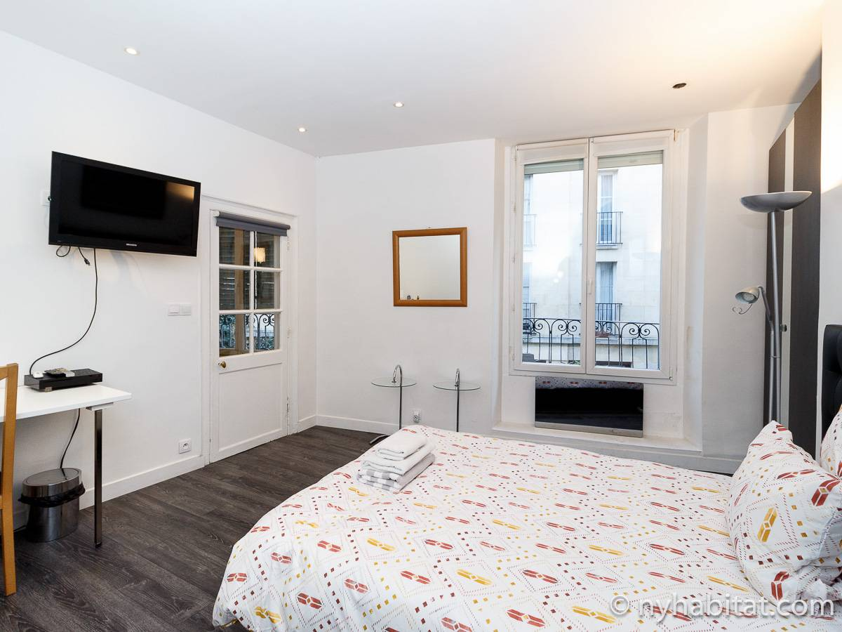 Paris - Studio apartment - Apartment reference PA-925