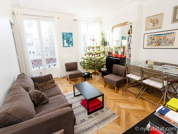 Paris - 1 Bedroom apartment - Apartment reference PA-943