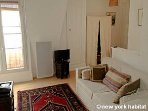 Paris - 1 Bedroom apartment - Apartment reference PA-1004