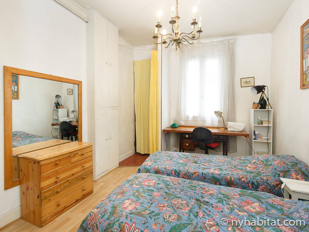 Paris - 1 Bedroom apartment - Apartment reference PA-1057