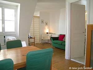 Paris - 1 Bedroom apartment - Apartment reference PA-1163