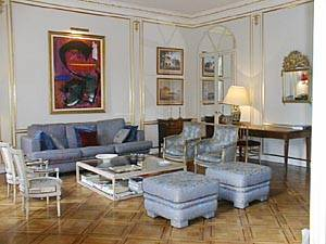 Paris - 3 Bedroom apartment - Apartment reference PA-1307